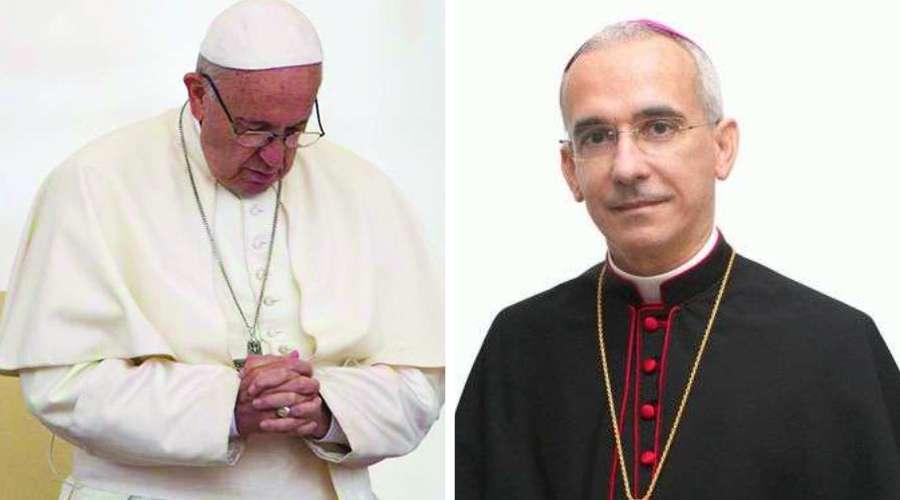 Papa Francisco expressa pesar pelo falecimento de Dom Henrique Soares