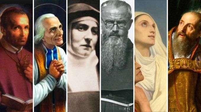 Estes santos do mês de agosto têm muitas coisas em comum