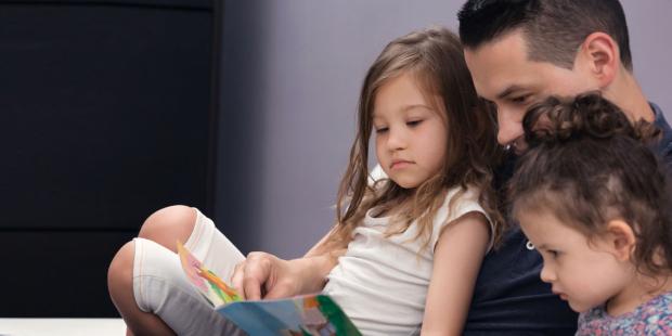 Quais passagens bíblicas ler para os filhos antes de dormir?