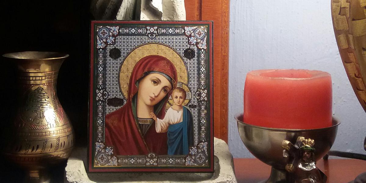 Por que ter arte sacra em sua casa muda a maneira como você vive