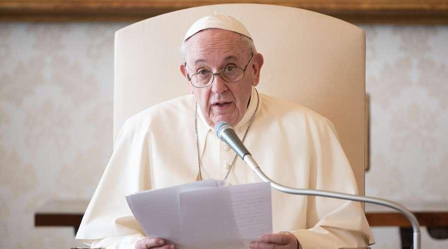 Papa Francisco: Deus é o Amigo fiel e seu amor nunca falha