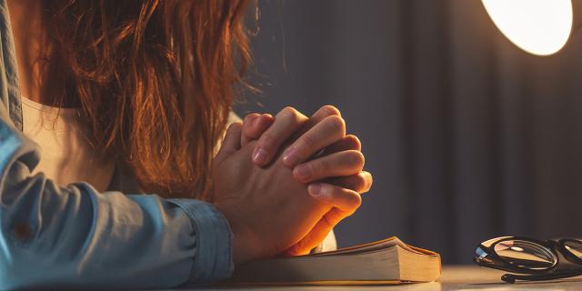 Quando você se sentir sem coragem, reze esta oração de Santo Agostinho
