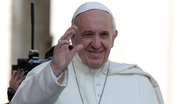 """""""Com Deus, nada se perde, mas sem Ele tudo está perdido"""", afirma Papa"""