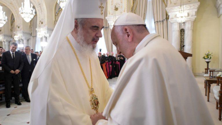 Papa envia saudações de Páscoa às Igrejas Ortodoxas e Orientais