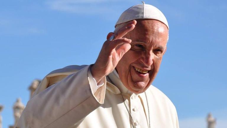 Papa: amor ao próximo é indispensável para integração universal